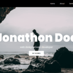 How to Create a Awesome Personal Website Using HTML ,CSS and Bootstrap